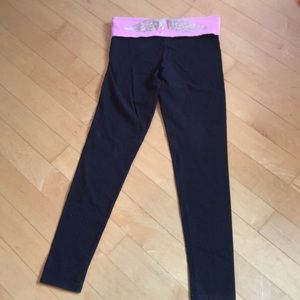 Victoria Secret Angel Wing legging